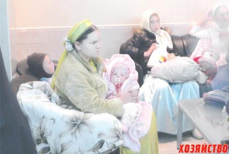 Всего в Россию из Боливии приехали 23 человека – семья самого Ульяна, а также брат со своей семьей