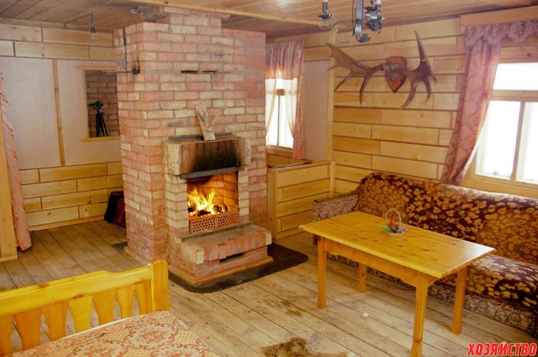 Магия живого огня, или Как обустроить печь и камин в загородном доме