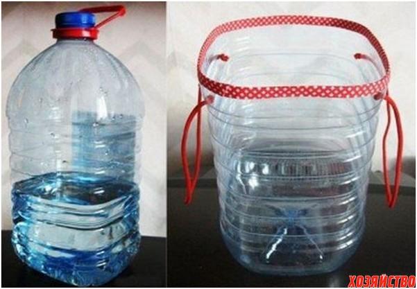 фотоидея Ведро из пластиковой бутыли.jpg
