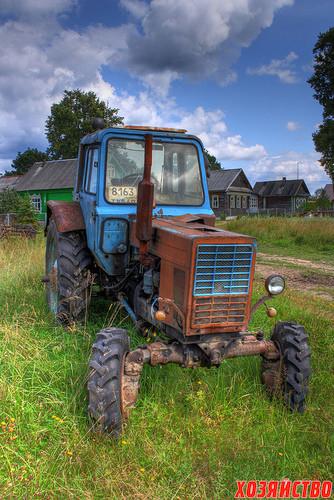 Тракторы, трактора купить в Беларуси. Продажа тракторов в.