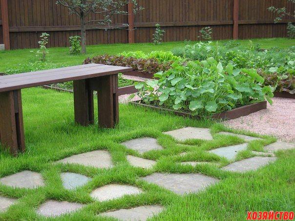Гряки с стиле французского огорода.jpg