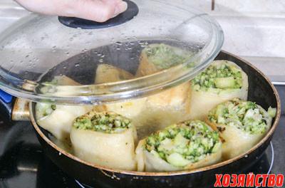 Блюдо из картофеля и цветной капусты