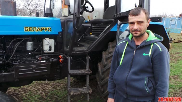 Фермер Евгений Вольченко (на слайдер).JPG