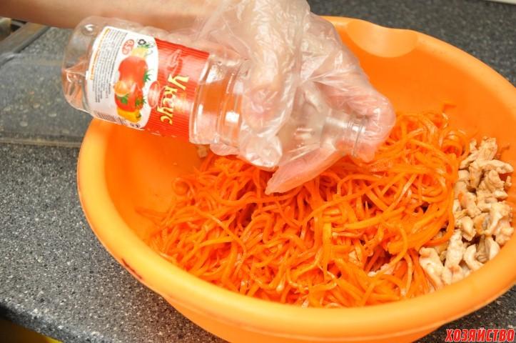 Как сделать хе из курицы рецепт