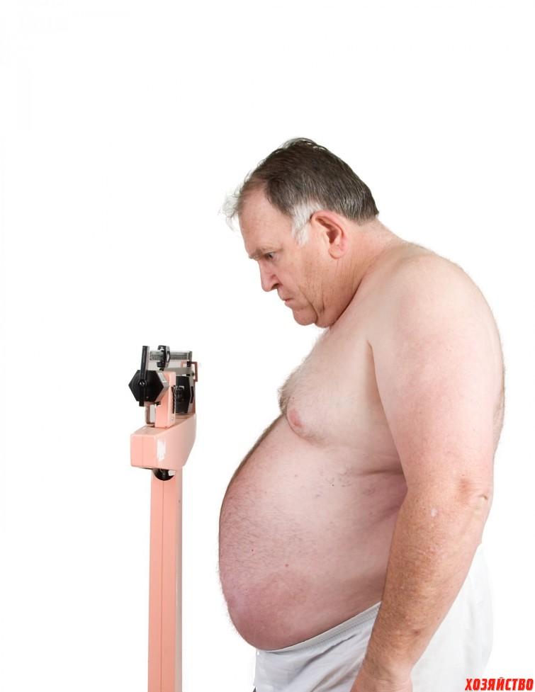 Первый секс толстеют