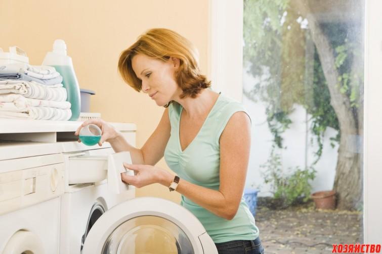 Уксус сохраняет чистоту моей «стиралки»1.jpg