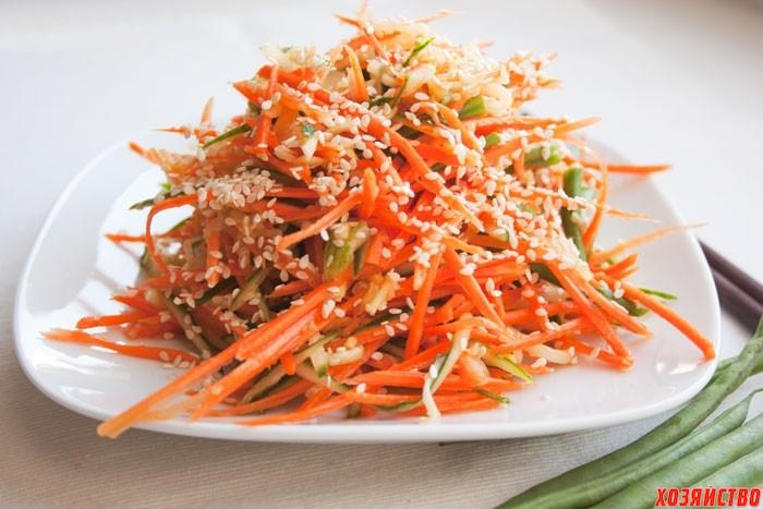 Пряный-салат-с-морковью