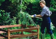 Применяем компост и перегной без хруща