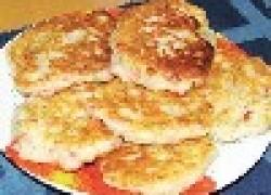 Рецепты необычные оладьи