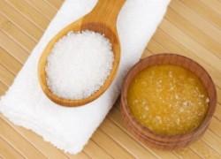 Мед и соль помогут суставам