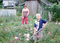 Светлана Барабашкина: цветы помогли выжить
