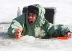Осторожней на льду!
