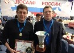 Олег Пахолков взял серебро в турнире депутатов Госдумы по стрельбе