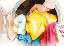 Как правильно стирать вещи