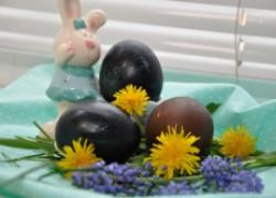 Пасхальные крашенки: красим яйца для праздничного стола. ВИДЕО