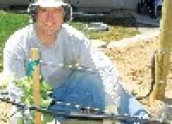 Какие ямы копать под виноград
