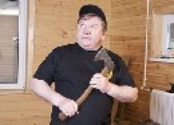 Выбираем топор для дачи с Романом Мадяновым