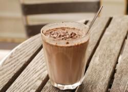 Зима. Холода. Греемся какао