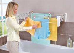 Не сушите белье в квартире