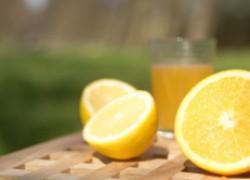 Лимонный сок помог мне от судорог