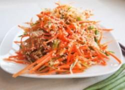 Рецепты вкусных салатов
