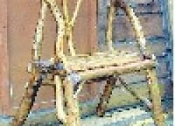 Садовая мебель из коряжек