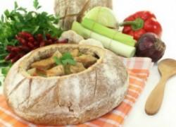 Хлебные крошки для супа