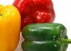 Разноцветные сорта перцев