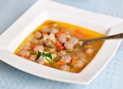 Первые блюда восточной кухни