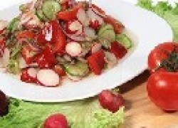 Летние салатики