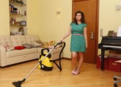 Советы от Анастасии Денисовой - Как правильно пылесосить квартиру