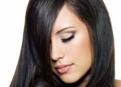 Шоколадная маска-уход для роскошных волос
