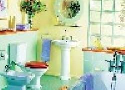 Расширяем границы ванной визуально