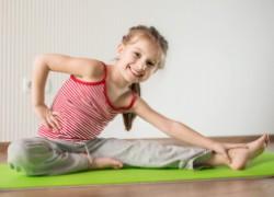 10 поз йоги для детей ЧАСТЬ 1
