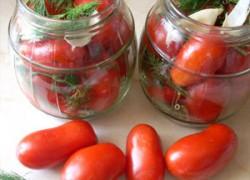 Рецепты консервированных помидоров