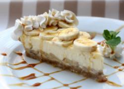 Блюдо выходного дня: легкий банановый пирог