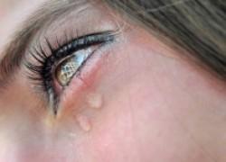 Если слезятся глаза - народное средство лечения
