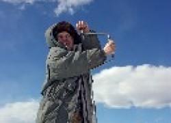 Зимняя ловля: удовольствие + польза