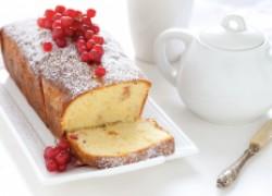 Блюдо выходного дня: пирог с фундуком и смородиной
