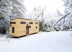 Дом со всеми удобствами площадью 20 м² – это возможно