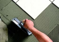 Выбираем клей для плитки
