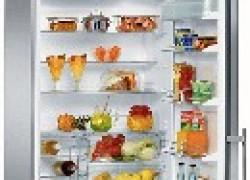 Храним продукты в холодильнике