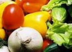 Овощи к Новому году