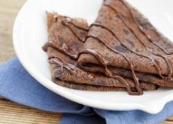Шоколадные блинчики от Ольги Катаевой