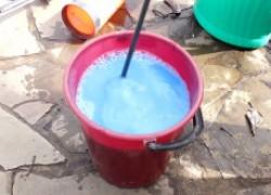 Бордоская жидкость опасна для здоровья