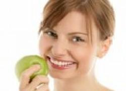 Яблоки снижают холестерин
