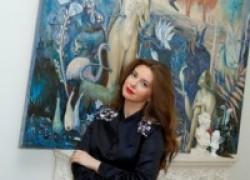 Урок живописи для начинающих художников от Натальи Костенёвой