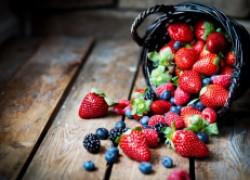 5 ягод для женского сердца
