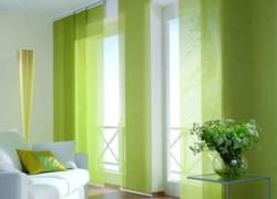 Зелень в интерьере