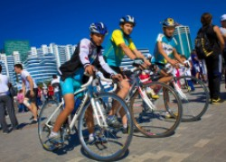 6 апреля – Международный день спорта на благо развития и мира